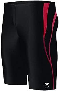 TYR Sport Men's Alliance Durafast Splice Jammer Swim Suit