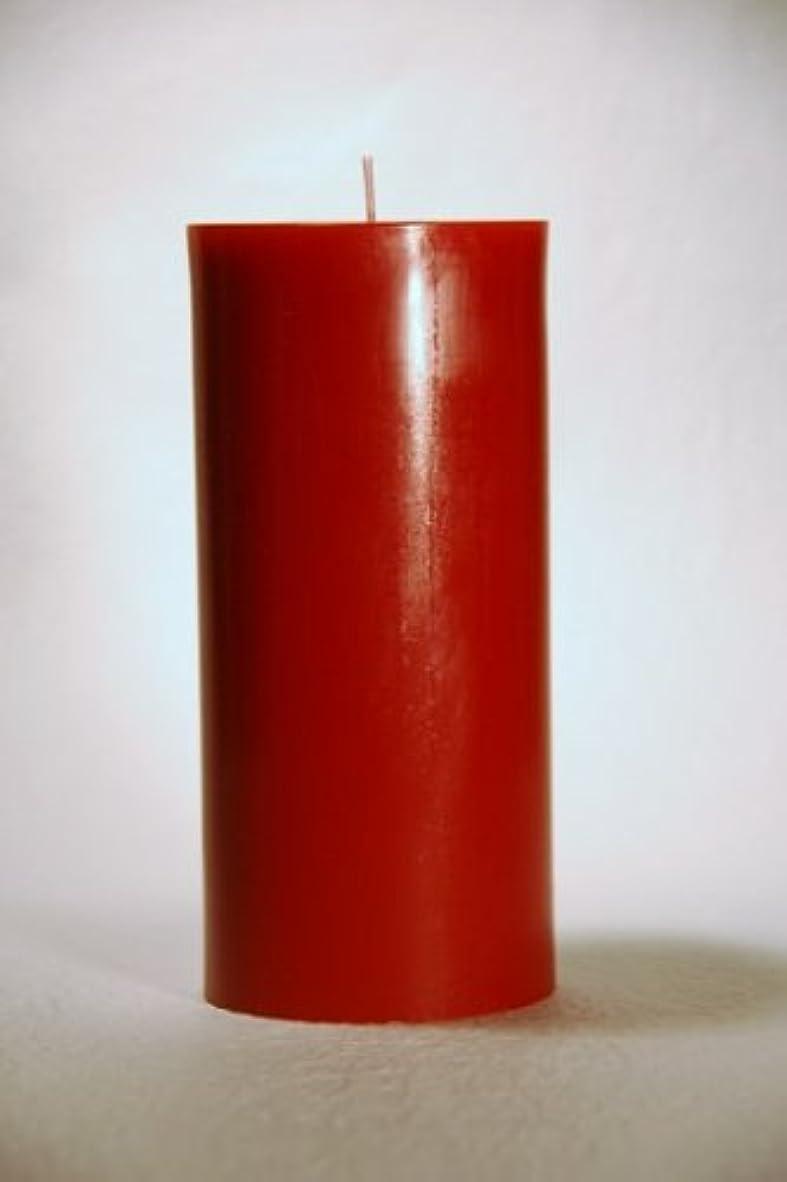 カテナ従来の自治的ペガサスキャンドル 2?3/4×6ラウンド Xmasレッド-
