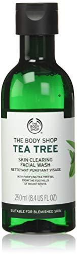 The Body Shop - Tea Tree Skin Clearing Facial Wash - Limpiador facial para mujer - 250 ml