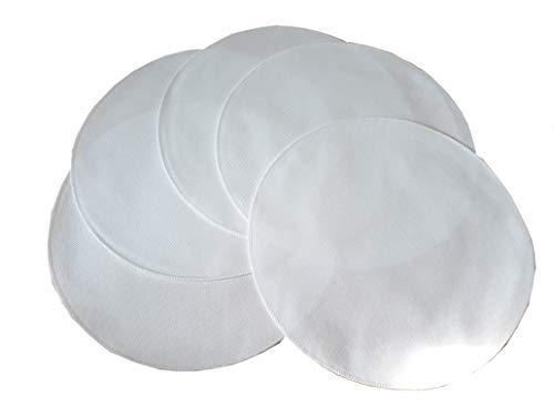 Filtro multicapa de papel de 29 cm de diámetro, compatible con aspiradoras Nilfisk GD930, Electrolux UZ930 (alternativa a referencia original 1403260500) – Lote de 5 filtros