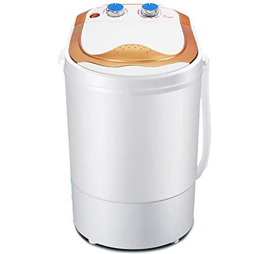 lavadora secadora A Blue-ray 2.0kg Antibacteriano Capacidad De Auto Hogar Portátil Mini Máquina De Lavado, Potencia 240W Pequeña Semi-automática Lavadora Doméstica lavadoras baratas