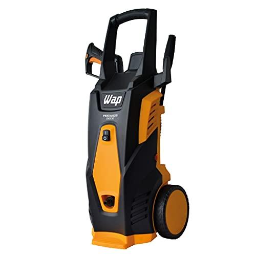 Lavadora de Alta Pressão WAP PREMIER 2600 1800W 2000 PSI/Libras 360L/h Bico Turbo Jato leque e Concentrado 127V