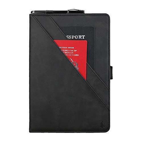 Baslinze Wake2019 - Funda de piel para Samsung Galaxy Tab S5E SM-T725/T720 10.5, diseño de coche