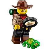 (開封済未使用品) レゴ ミニフィギュアシリーズ - 19 71025 ジャングル探検家 [並行輸入品]