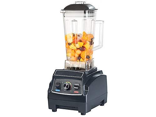 Rosenstein & Söhne Mixer: Profi-Retro-Standmixer, 1.500 W, 2 l, BPA-frei, bis 28.000 U/Min. (Milchshake Mixer)