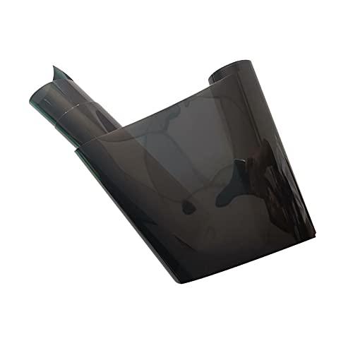 Funien Pellicola per vetri Auto, Pellicola per vetri per Auto Parabrezza Pellicola per Protezione Solare Tinta per vetri Blocco UV 150x20cm