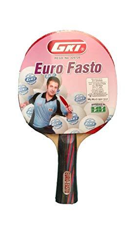 GKI MONEX Euro Fasto Table Tennis Racquet