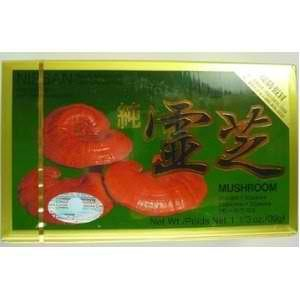 Nissan Reishi Mushroom Extract 50 Packets -2 Tablets Per Packet