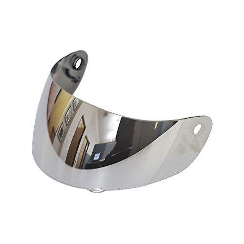 Bilt Blaze Racer Face Shield, Mirrored