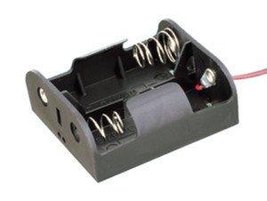 Batteriegehäuse r-14C 2Batterien