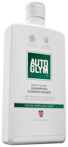 Autoglym Detergente Shampoo e Balsamo per Carrozzeria auto 2.5 L - Risciacquo Facile, Effetto Glossy, Rispetta Cera e Lucido
