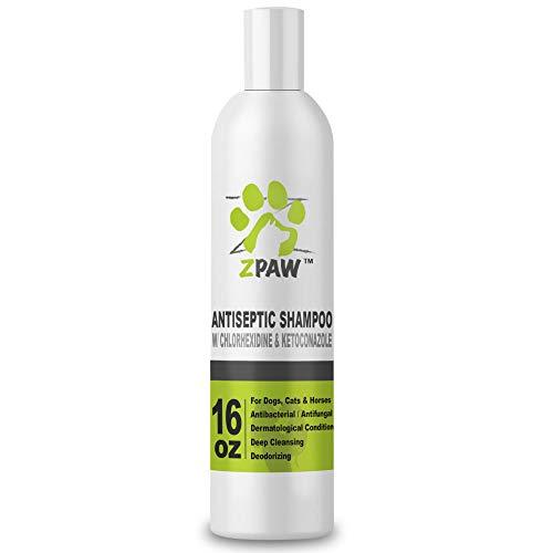 ZPAW Antiseptic Shampoo