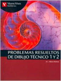 Problemas Resueltos De Dibujo Tecnico.libro Del Alumno - 9788431669447