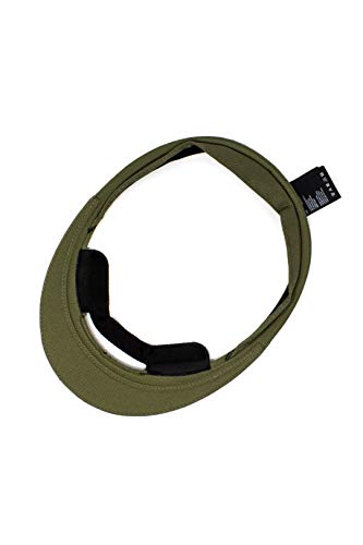 CLOSCA Helmet Visor Kale Casco para Bicicleta Adulto, Unisex, Verde, L 25,8 cm x L 21 cm x H 4 cm
