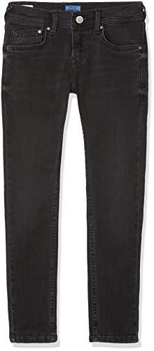 Pepe Jeans Jungen Finly Jeans, Schwarz (Denim Wl0), 15-16 Jahre (Herstellergröße: 16)