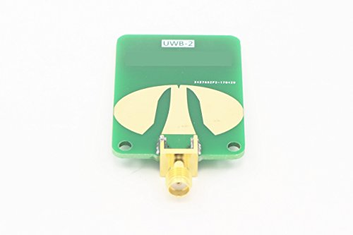 SMAKN Ultra Wide band UWB+1S Antenna 2.8GHz - 11 GHz for UWB TX/RX SDR RADAR GPR SIGINT EMC TEST ADSB WIFI FVP DRONE VIDEO VIVALDI ANTENNA