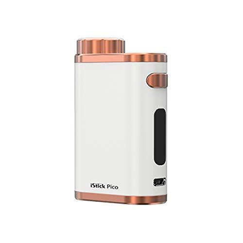 Eleaf iStick Pico 75W TC Akkuträger BOX MOD Limited Edition Farbe Weiß/Bronze