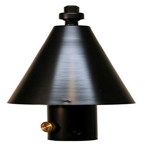 %69 OFF! Red Dragon PT 311-6 PM Permanent Mount Propane/Natural Gas Patio Light - Cone Style