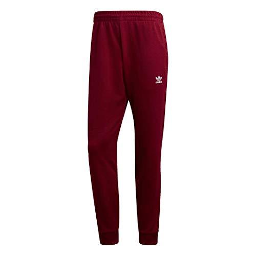 adidas Originals Pantalón Essential Track para hombre - rojo - XX-Large