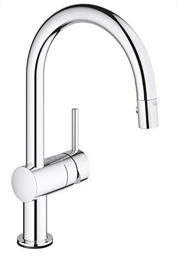 GROHE Mitigeur Évier Minta Touch 31358001 (Import Allemagne)