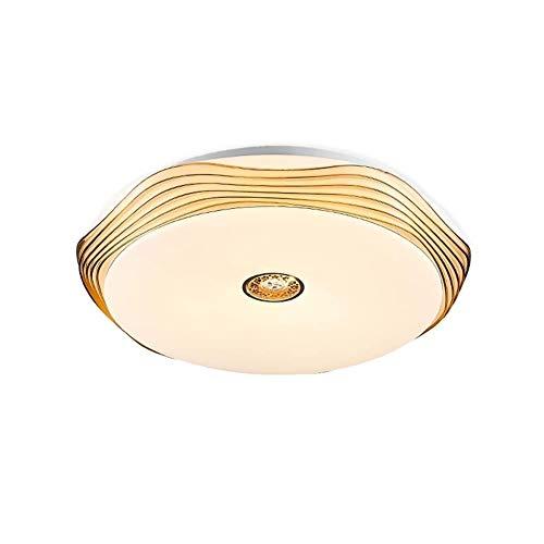 Soarl-A plafondlamp, led-plafond ingebed super heldere plafondlamp, instelbare helderheid voor slaapkamer, keuken, badkamer, hal, plafondlamp, bescherm de ogen