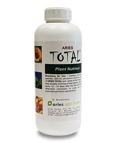 Aries Total Plastic Agro Plant Nutrient, 100 ml, White