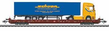 Märklin 47426 RoLa Endwagen Schuon DB AG