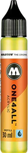 Molotow mo693236Refill one4all, recarga para marcador permanente 30ml, 1pieza, giftgrün