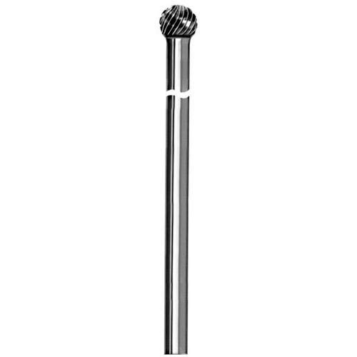 Purchase Martindale CABURH408, 1/4 Solid Carbide Rotary Bur with Steel Shanks (Pack of 3 pcs)