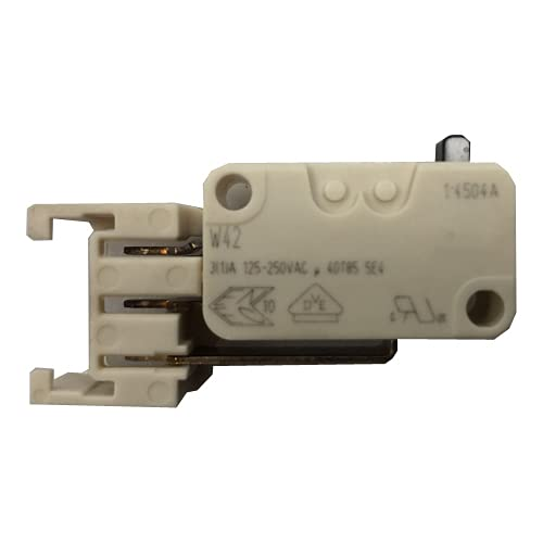 Desconocido Conmutador de Flujo Lavavajillas Balay 3VS306BP/35, 3(1) A 125-250 Vac 40T85 5E4