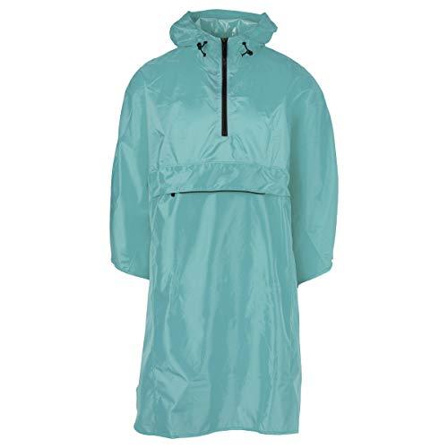 AGU Grant Regenponcho Essential - Blauw - One Size