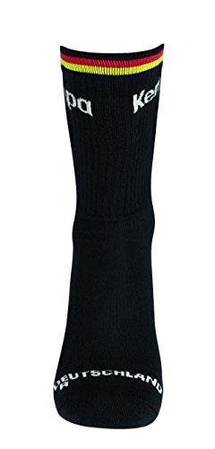 Kempa Herren Dhb Socken, schwarz, 41-45