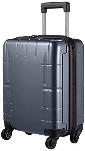 [プロテカ] スーツケース 日本製 スタリア Vs (STARIA Vs) TSA認可ロック 22L 40 cm 2.4kg ガンメタリック