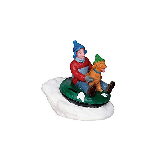 Lemax Village Collection Tubing Buddies Christmas Figurine (22057)