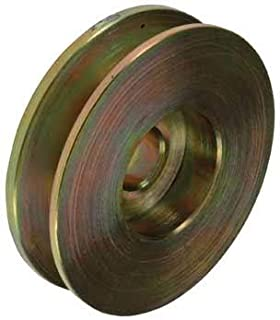 "New Pulley, Compatible with 1-Groove, 0.67"" / 17mm ID, 3.25"" / 82.6mm OD, Delco / 86387, R11189, 1949916/81-1700/201-12007"