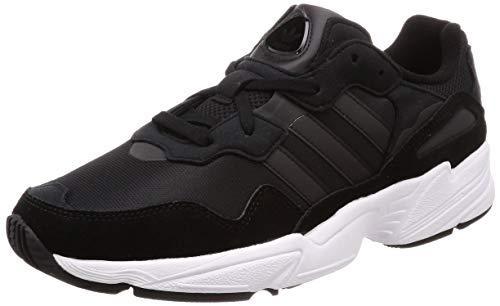 adidas Yung-96, Scarpe da Ginnastica Basse Uomo, Nero (Black Ee3681), 42 EU