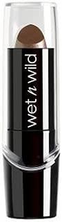 3 Pack Wet n Wild Silk Finish Lipstick 534B Mink Brown