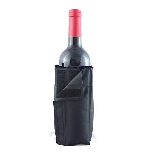 ZR&YW La Botella De Champán Bolsa De Hielo, Enfriador Titular De Refrigeración, Herramientas Portátiles Cubo De Vino De Hielo Refrigerador De La Cerveza De Cocina Herramienta De La Cocina