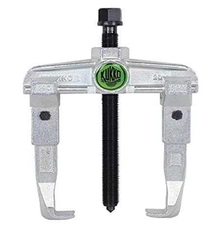 Kukko 20-1 Abzieher zweiarmig Spannungstiefe 100mm Spannungsweite 25-90mm