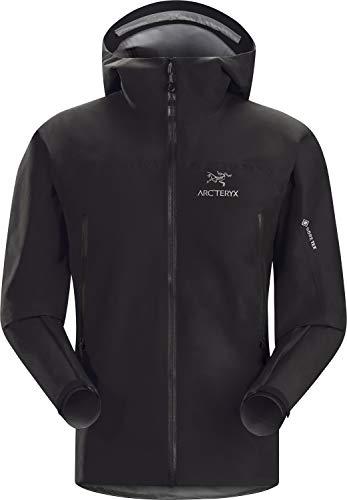Arc'teryx Zeta LT Jacket Men's (Black, Medium)