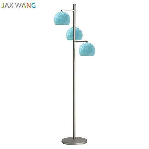 5151BuyWorld lamp American Iron bolvormige lamp, topkwaliteit, verstelbare vloerlampen voor woonkamer, slaapkamer, bedlampje, bank, thuis, verlichting LED