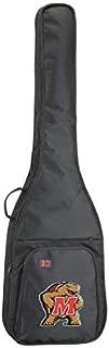 NCAA Collegiate Bass Guitar Bag - University of Maryland Terrapins