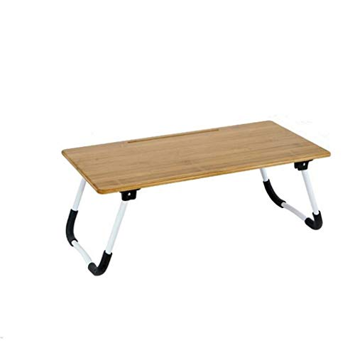 Lap Desk Foldable Laptop Bed Table Tray Portable Small Dormitory Table Mini Picnic Desk Dinner Tray for Bed Foldable Bed Desk for Laptop and Writing Eating Stand Table Low Table for Bedroom (703526)