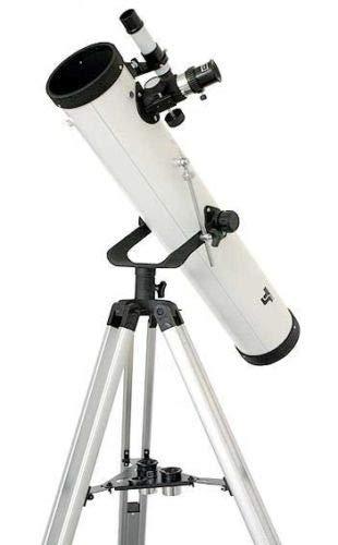 TS Optics Télescope Reflecteur 76/700 AZ-2,...