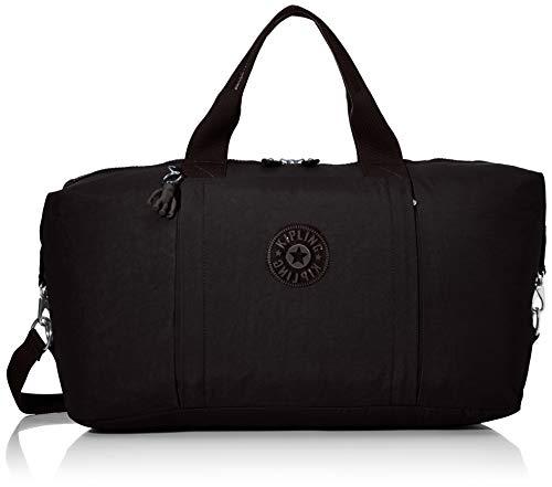 Kipling BORI Bolsa de Viaje, 71 cm, 49 litros, Negro (Black