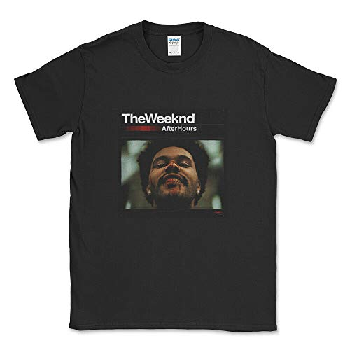 The Weeknd After Hours Album T-Shirt S-2XL