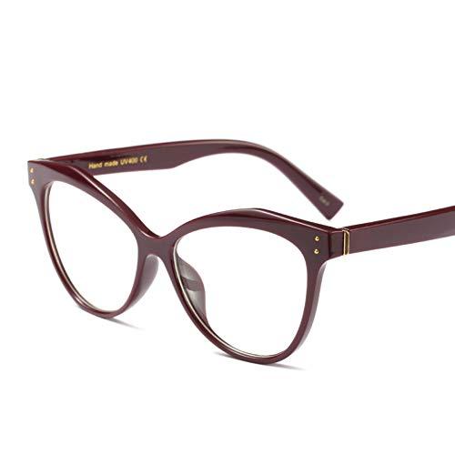YZLIIN Sonnenbrillen Brillen Brillen Brillen Brillengestell Optisches Brillenlicht Lesebrille