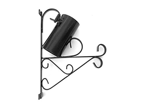 Garden Pride Wall mounted Christmas Tree Stand - For live Christmas trees