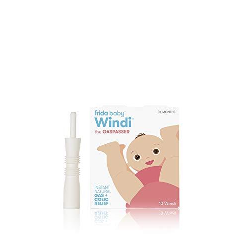Windi - Alivio de gases y cólicos para bebés (10 unidades) por Frida Baby