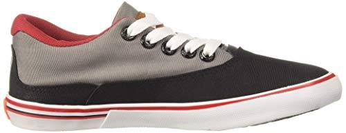 Product Image 4: Sparx Men's Black Grey Sneakers